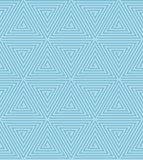 Vector Seamless Geometric Retro Pattern Stock Photos