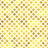 Vector seamless geometric textured golden pattern. Background Stock Image