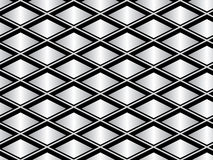 Vector seamless geometrical pattern. Gray and black seamless geometrical pattern Stock Photography