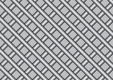 Vector seamless geometrical pattern. Gray seamless vector  geometrical pattern Royalty Free Stock Image