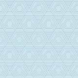 Vector Seamless Geometrical Pattern. Repeating Geometric Royalty Free Stock Photos