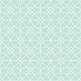 Vector Seamless Geometrical Pattern. Stock Images