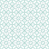 Vector Seamless Geometrical Pattern. Royalty Free Stock Photography