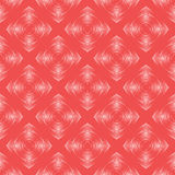 Vector Seamless geometry pattern flower Stock Photo
