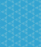 Vector Seamless geometry pattern. Flower, Abstract geometric background for postcards, prints fabric, background for web, The texture may be used for printing Stock Photos