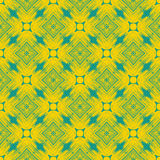 Vector Seamless geometry pattern. Flower, Abstract geometric background for postcards, prints fabric, background for web, The texture may be used for printing Stock Image