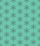 Vector Seamless geometry pattern. Flower, Abstract geometric background for postcards, prints fabric, background for web, The texture may be used for printing Stock Photo