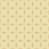 Vector Seamless geometry pattern. Flower, Abstract geometric background for postcards, prints fabric, background for web, The texture may be used for printing Royalty Free Stock Photos