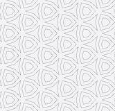 Vector Seamless geometry pattern Royalty Free Stock Photos