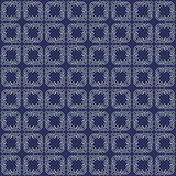 Vector Seamless geometry pattern Royalty Free Stock Photography