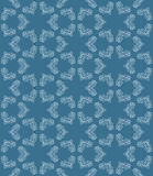 Vector Seamless geometry pattern Royalty Free Stock Photo