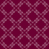 Vector Seamless geometry pattern Royalty Free Stock Image