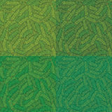 Vector seamless green pine branch chaotic background. Winter pattern Royalty Free Stock Image