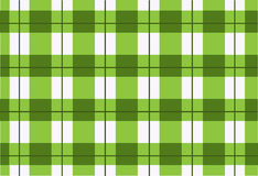 Vector seamless green tartan ,tartan pattern Stock Photos