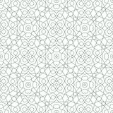 Vector Seamless Guilloche Background Royalty Free Stock Photo