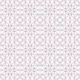 Vector Seamless Guilloche Background Royalty Free Stock Photos