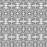 Vector seamless lace pattern Stock Photo