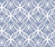 Vector seamless lace pattern Stock Images