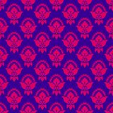 Vector seamless with lace pattern. Stock Photography