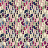 Vector seamless leaf pattern Stock Photos