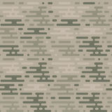 Vector seamless military pattern Stock Image