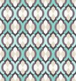 Vector seamless Moroccan pattern. Stock Photos