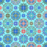 Vector  Seamless Moroccan Pattern Stock Images