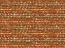 Vector seamless old brick wall Stock Photo