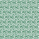 Vector seamless ornament pattern Royalty Free Stock Photos