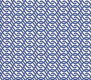 Vector seamless ornament pattern Royalty Free Stock Photography