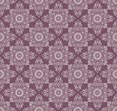 Vector seamless paisley background Royalty Free Stock Photography