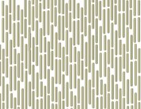 Vector Seamless Parallel Diagonal Overlapping  Lines Pattern Background. Design Royalty Free Stock Image