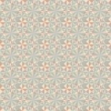 Vector Seamless pastel geometric pattern Stock Photos
