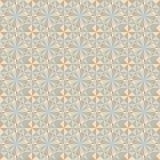 Vector Seamless pastel geometric pattern stock illustration