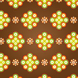Vector Seamless Pattern stock image