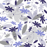 Vector seamless pattern Stock Photo