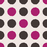 Vector seamless pattern. Abstract background with Stock Photo