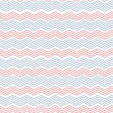 Vector seamless pattern.Abstract Festive design background concept in traditional American colors - red, white, blue. Modern styli Stock Image