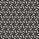 Vector Seamless Pattern. Abstract Geometric Background Design. Stylish Lattice Texturen Stock Photography