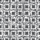 Vector seamless pattern with abstract squares. Stock Photography