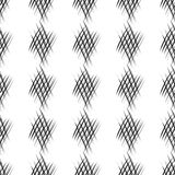 Vector seamless pattern. Abstract stylish Royalty Free Stock Photography