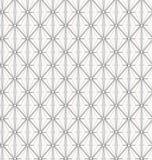 Vector seamless pattern. Abstract stylish Stock Photo