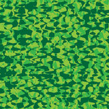 Vector seamless pattern of army uniform. Royalty Free Stock Image