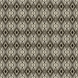 Vector seamless pattern, art deco stylish texture. Repeating geo Stock Image