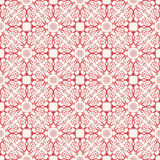 Vector seamless pattern with art ornament for design Stock Photos