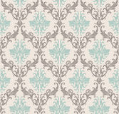 Vector seamless pattern with art ornament for Stock Photography