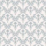 Vector seamless pattern with art ornament for royalty free illustration