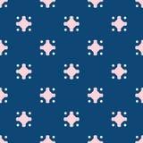 Vector seamless pattern. Baby pattern. Boys pattern. Stock Photo