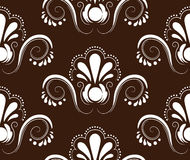 Vector seamless pattern background. Elegant luxury texture. For wallpapers, backgrounds and page fill Royalty Free Stock Images