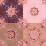 Vector seamless pattern background. stock illustration